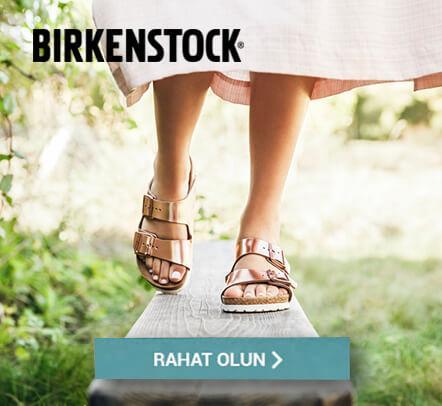 Birkenstock modelleri Nellonline'da