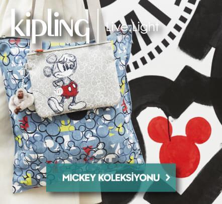 Kipling Mickey Koleksiyonu Nellonline'da