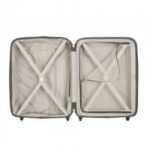 KEIRA 66 CM 4-WHEEL TROLLEY CASE - TSA